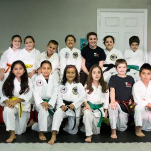 Impact Martial Arts Class