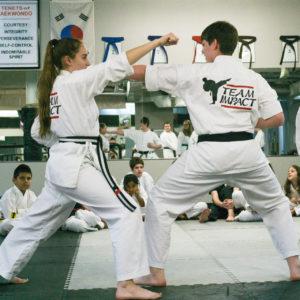 Team Impact at Impact Martial Arts Pelham AL
