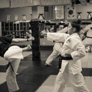 Girls Martial Arts Karate Taekwondo Self Defense Pelham AL
